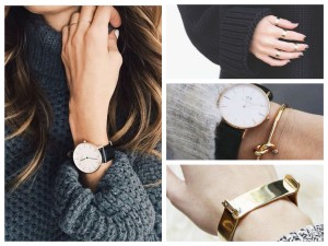 Crédits : Montre Daniel Wellington ; Montre Larson and jennings ; Hudsoncuff